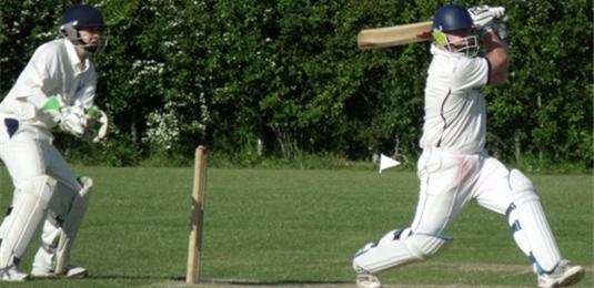 Tom York Batting